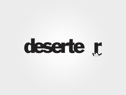 Brandstack: Deserter Logo and Brand Concept