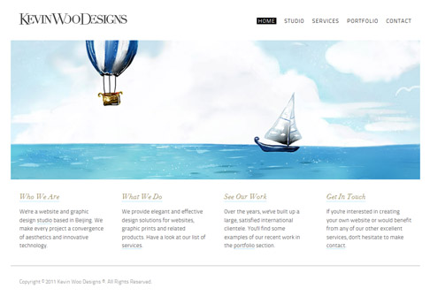 Best Web Design from China
