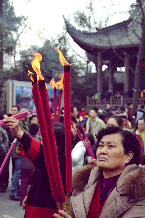 What to do in Chengdu During Spring Festival: China travel blog