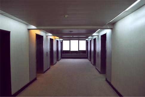 hotel-hallways