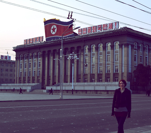 North Korea DPRK Travel: Kim Il Sung Square