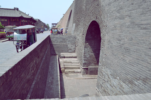 Living in Asia Blog: Shanxi Pingyao Old Walled City