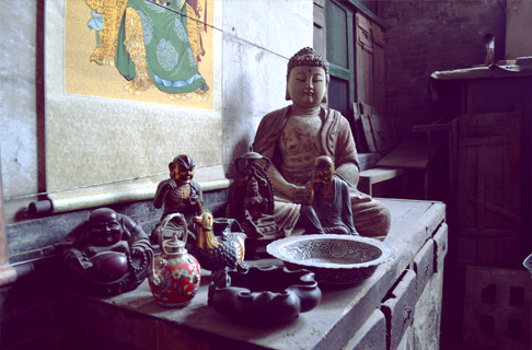 pingyao-old-city-buddhas