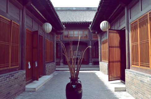 Indie travel China Asia: Ancient City of Pingyao Luxury Travel