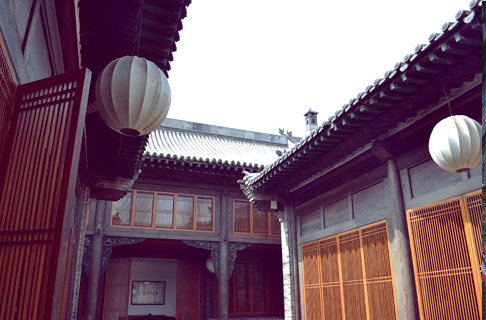 Hipster Travel Blog China Asia: Five Star Hotels in Pingyao