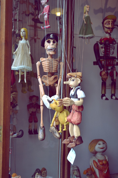 Beijing Expat Travel Blog: Marionettes in Czech Republic