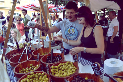 Beijing Expat Blog: Olives at the French Fair in Prague
