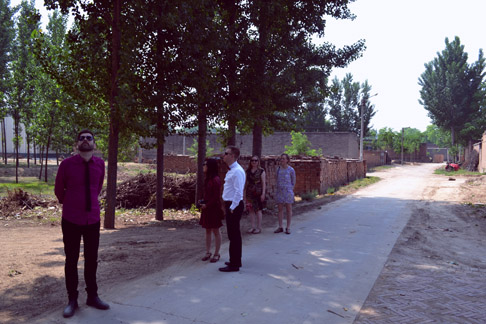 Expat Blog Beijing: Traditional Chinese Village Wedding Pictures